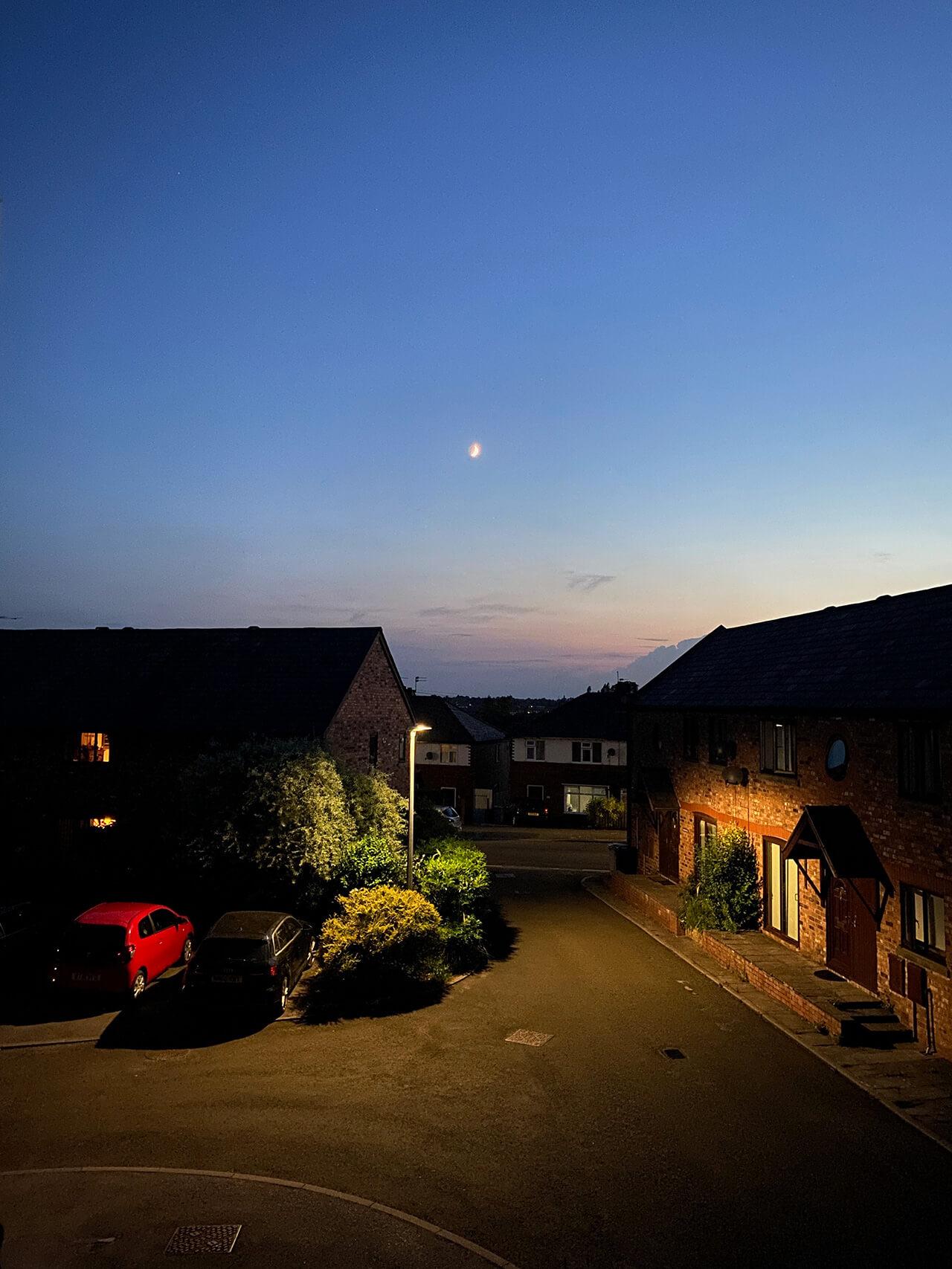 A Sour Sky, Photograph